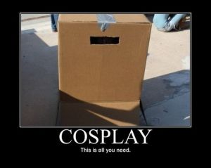 Cosplay-This is all you need