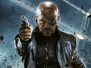 Sam Jackson - Nick Fury