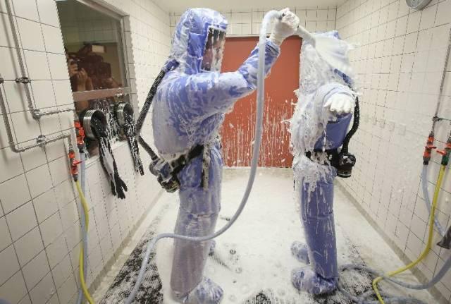 ebola qtine