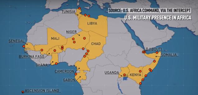 intercep base map nth africa